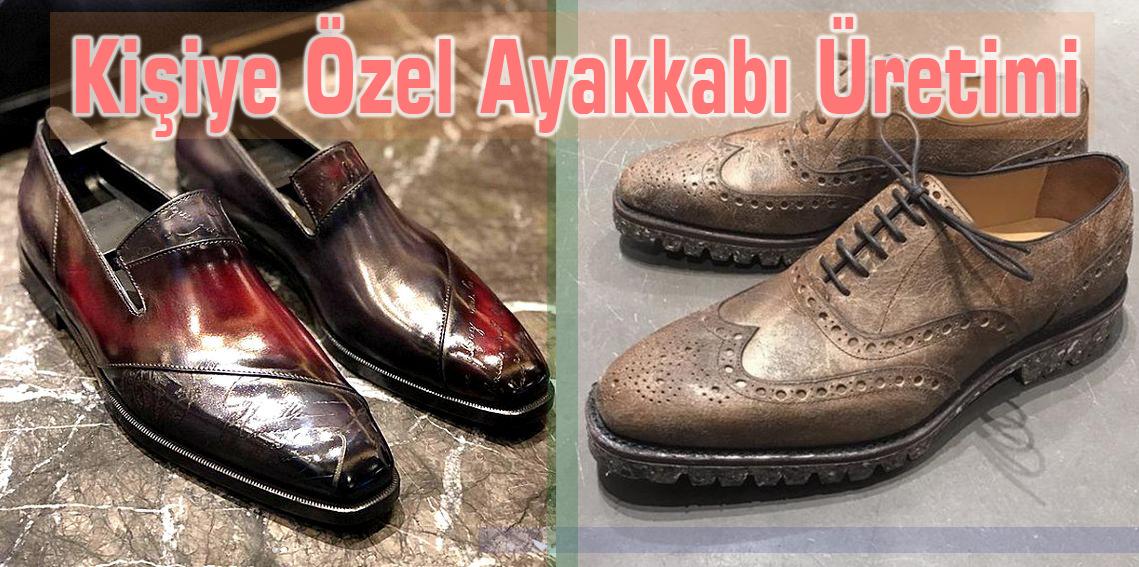 Kişiye Özel Ayakkabı Üretimi