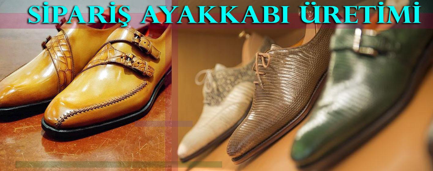 Sipariş Ayakkabı Üretimi